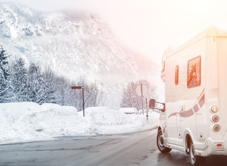 Preparing Your RV for a Cold Weather Trip