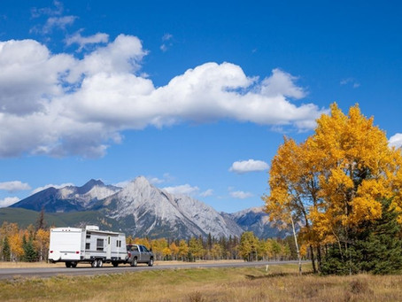 Top US Destinations for Your Next RV Road Trip