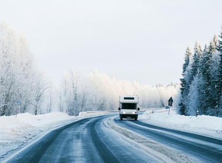 3 Tips for Preparing Your RV Battery for Winter Traveling