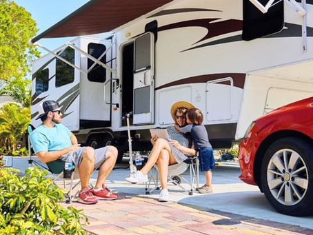 Things To Know About Safe RV Travel With Kids