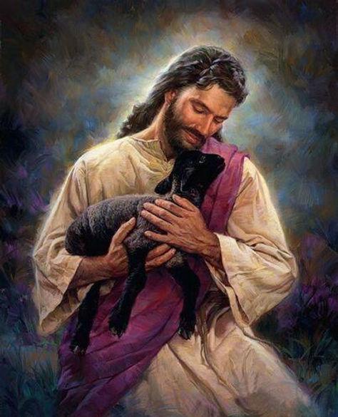 nathan-greene-lamb-of-god-jesus-holding-