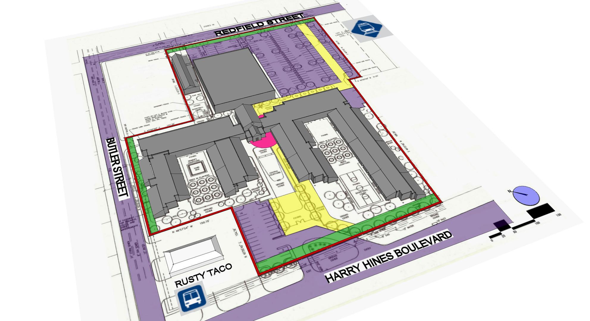 Presentation_Salvation Army-Site Plan 06
