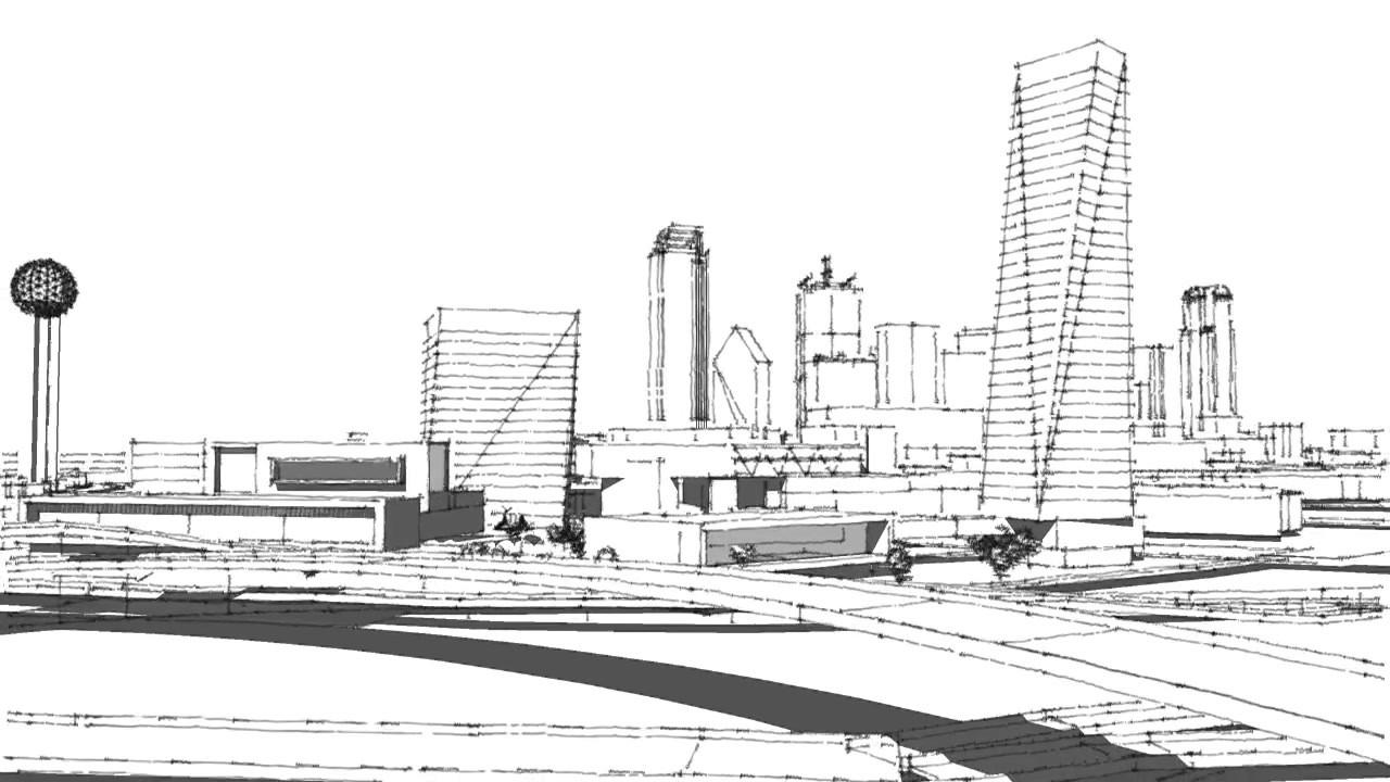 DCCCD El Centro College Master Plan CaCo Architecture.mp4