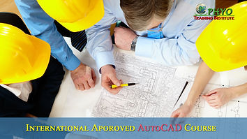 International Approved AutoCAD Course.jp