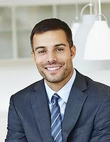 Suit Man Gülen