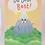 Thumbnail: Motivational Mountain A5 Art Print