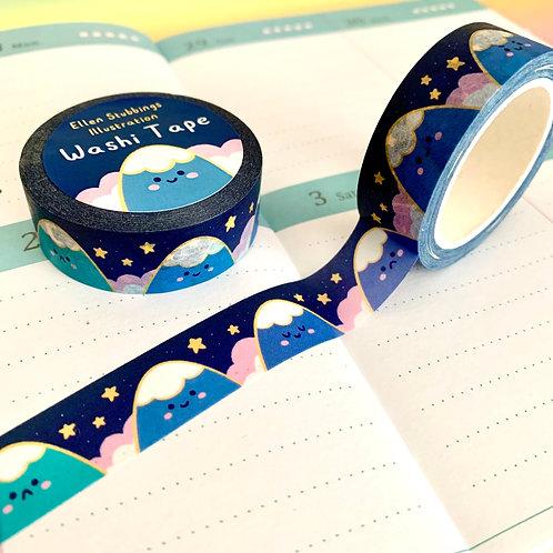 Mountain Washi Tape