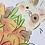 Thumbnail: Bunny & Carrots A5 Art Print