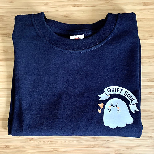 Quiet Soul Ghost T-Shirt