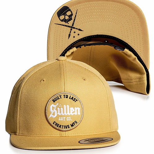 Endure Yellow SnapBack