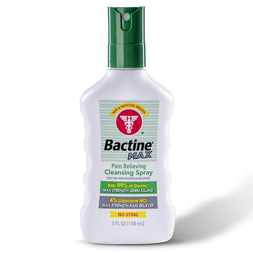 Bactine MAX 5oz