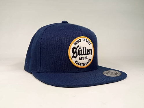 Endure Navy Snapback
