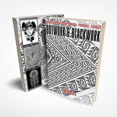 Dotwork & Blackwork II