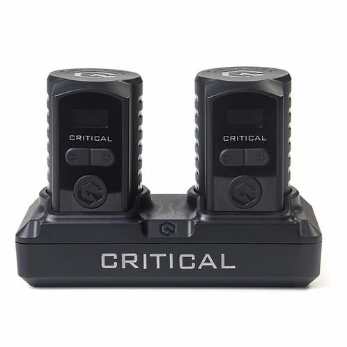 Critical Universal Battery