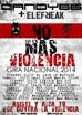 Candy66 y Elefreak anuncian gira No Más Violencia