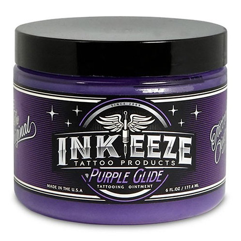 INK-EEZE Purple Glide Tattoo Ointment
