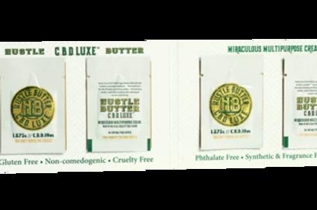 HUSTLE Butter CBD