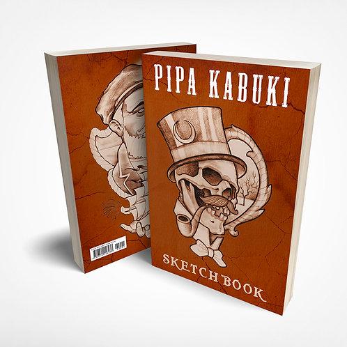 PIPA KABUKI SKETCHBOOK