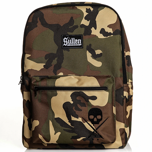 Standard Issue Backpack Camo