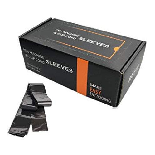 EZ Black Clip Cord Sleeves