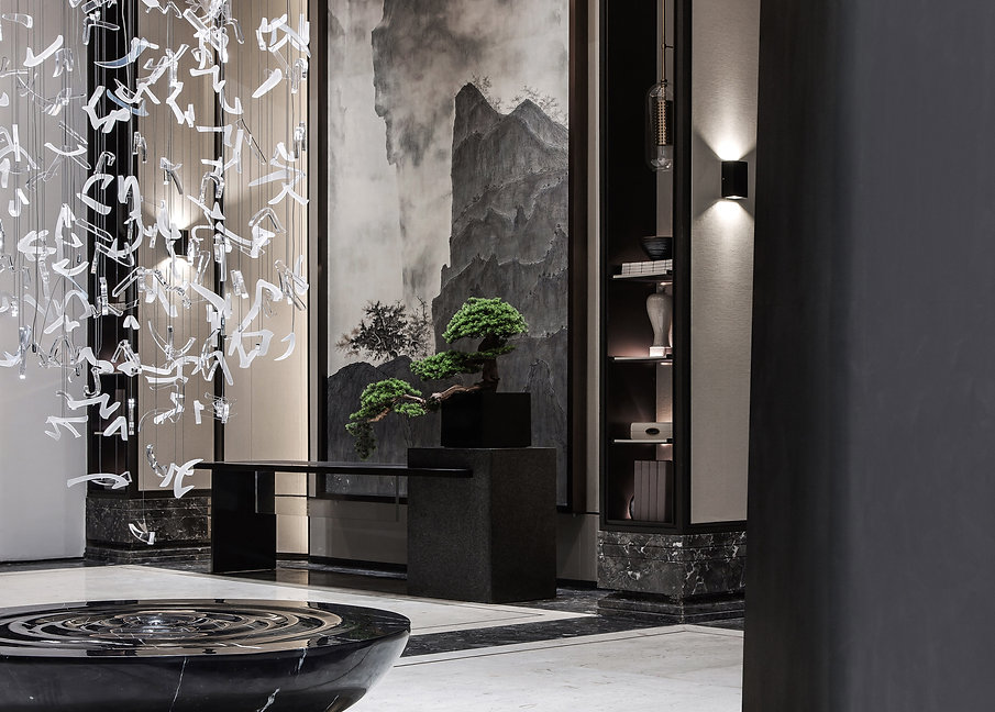 Foshan Vanke · Jinyu Xuefu Sales Center