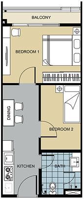 Armani SOHO 450sqft 2 bed.jpeg