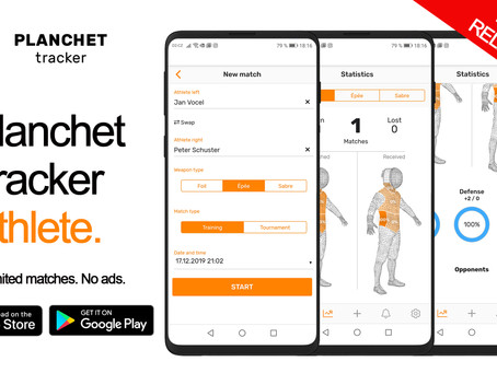 Planchet Tracker application is now available in the App Store and Google Play