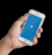 Einkaufshelden App-Screen Händler