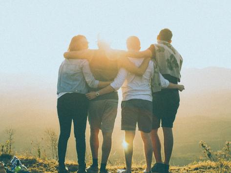 A Virtual Friends Trip in a Socially Distant World