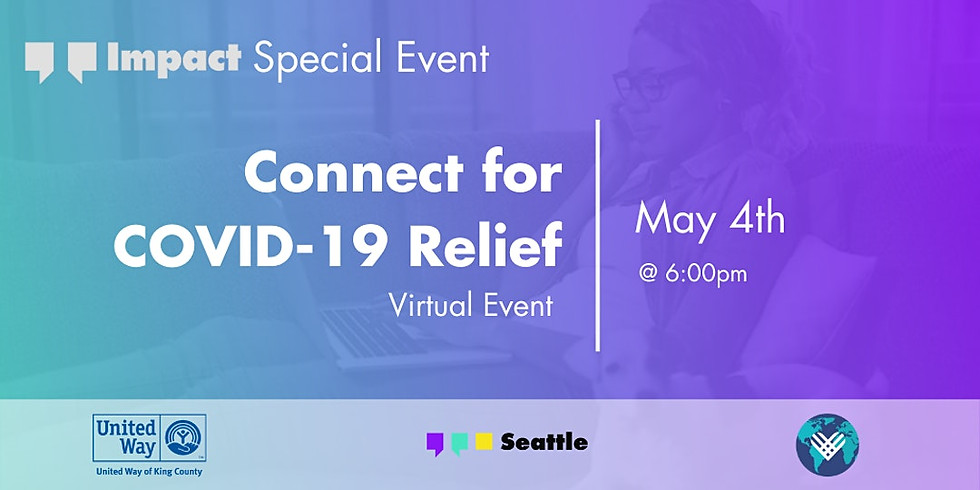 Connect for COVID-19 Relief