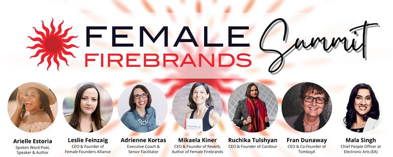 Female Firebrands Summit