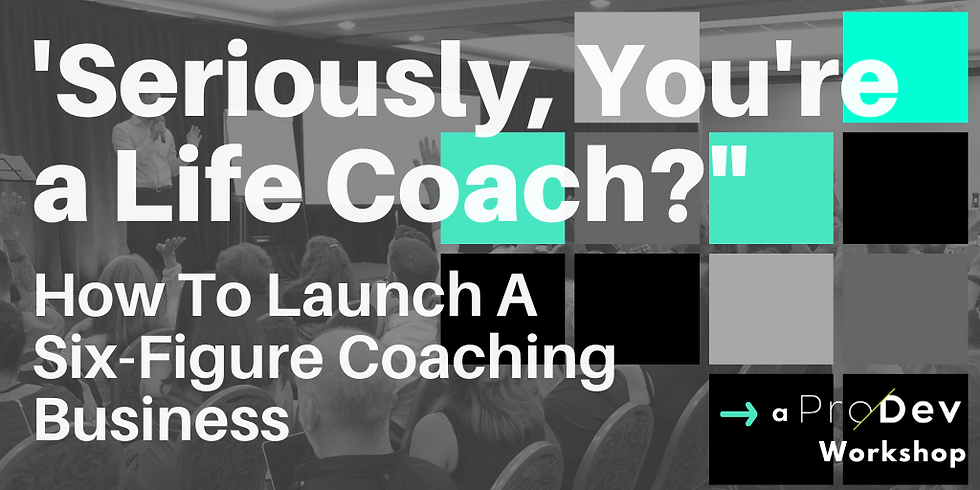 The Lab: How to Launch a 6-Figure Coaching Business