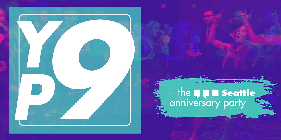 YP10 - the YPOSeattle Anniversary Party