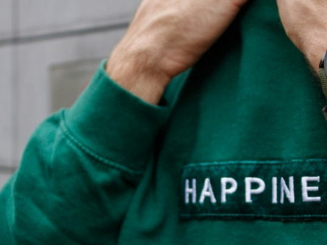 What They Didn't Tell You About Happiness