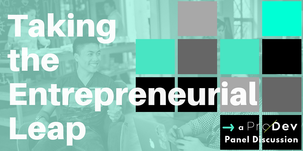 The Council: Taking the Entrepreneurial Leap