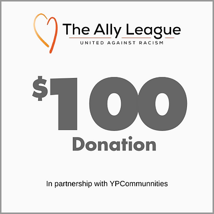 Ally League Fund - $100 Donation