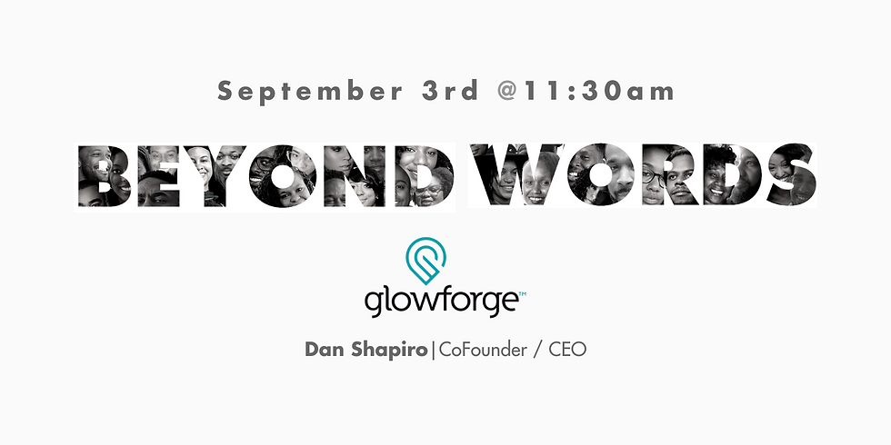 Beyond Words | Glowforge