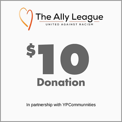 Ally League Fund - $10 Donation