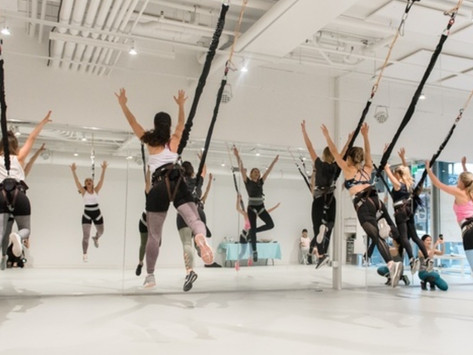 A Seattle Experience: a Bungee Workout Class with Coreo Fitness