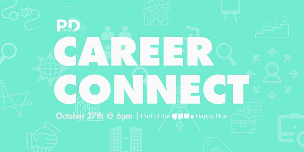 Career Connect - OCT | Powered by Access2 @ YPOSeattle Virtual Happy Hour