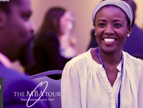 Meet Your Business School Match at The MBA Tour