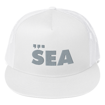 SEA Trucker Hat (mono)