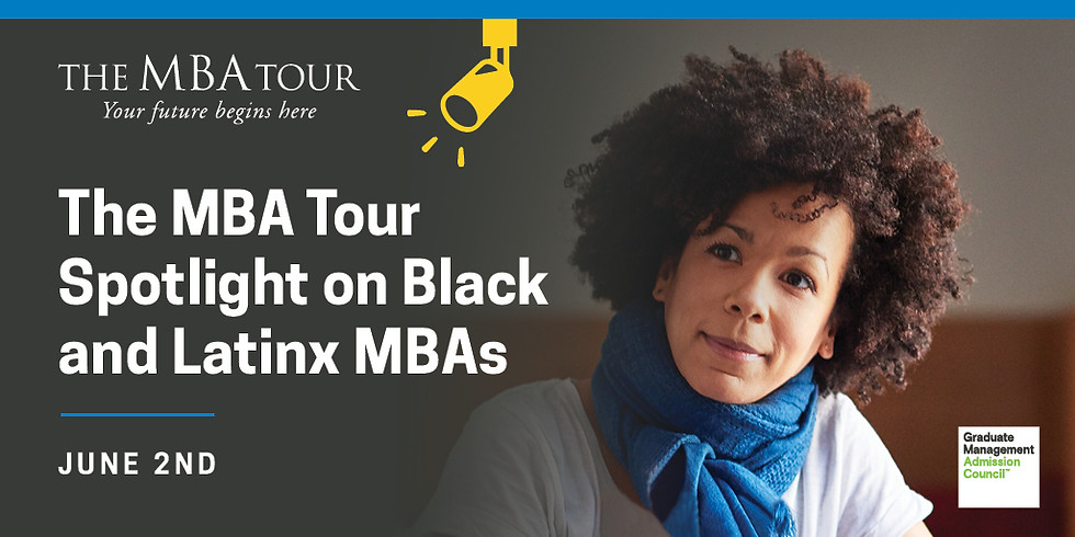 The MBA Tour Spotlight on Black and Latinx MBAs   Pacific