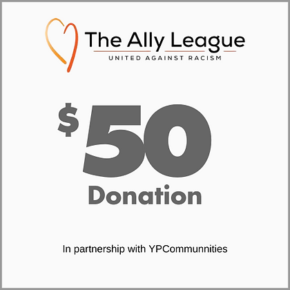 Ally League Fund - $50 Donation