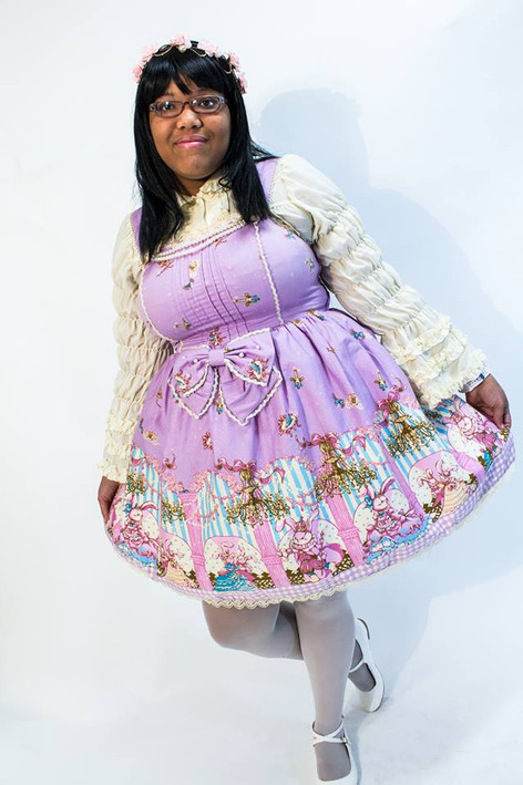 Sweet Lolita fashion Celeste