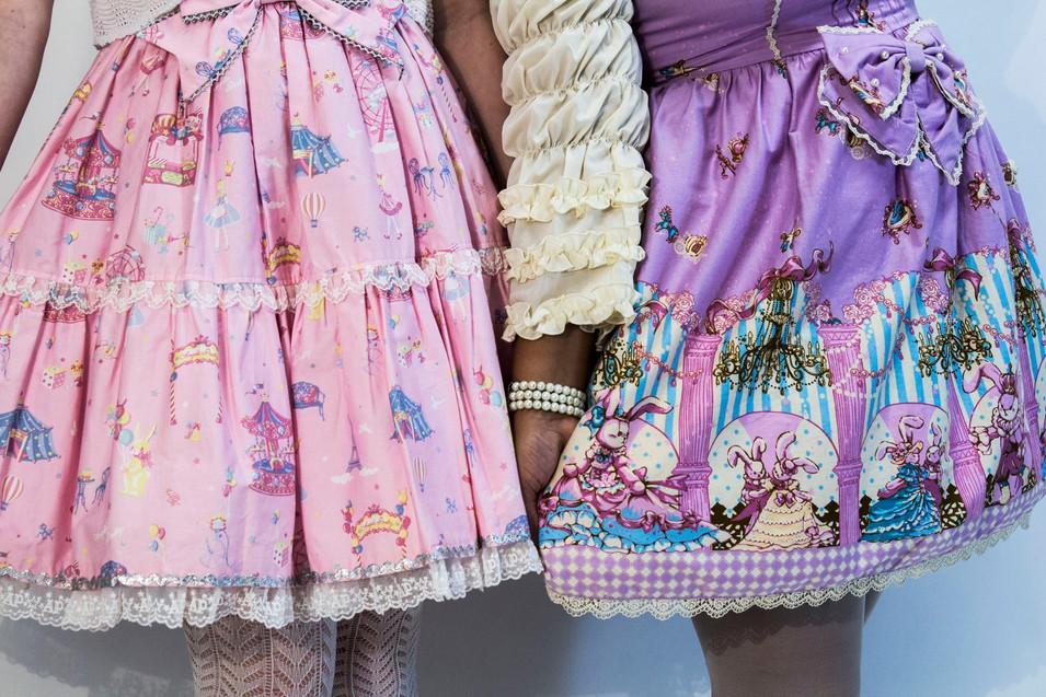 Sweet Lolita prints
