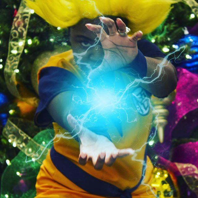 🎭 @hbwnd_cosplay Character: #Goku