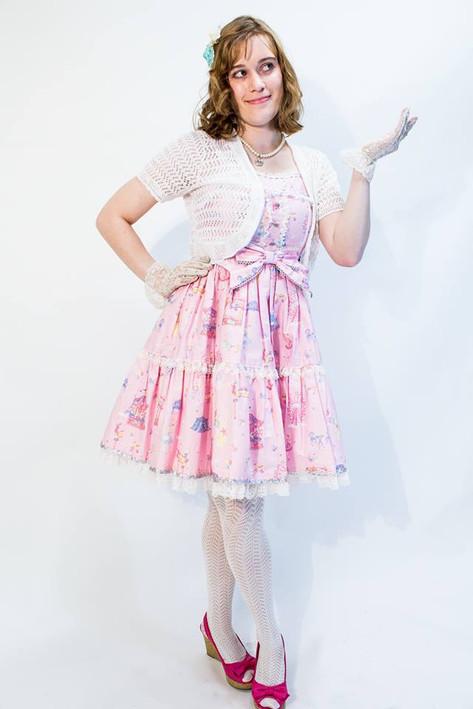 Sweet Lolita fashion Grace