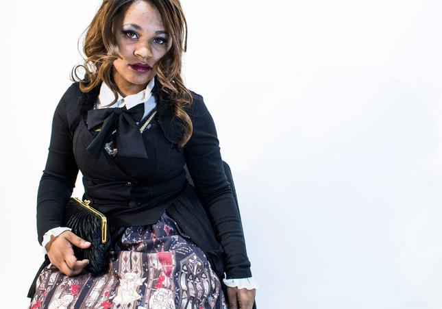 Classic Lolita fashion Amanda 2