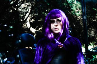 Damien as Raven
